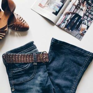 Bongo Blue Boot Cut Jean's